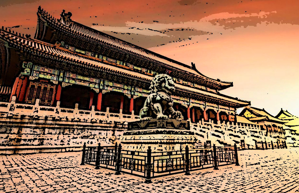 【4月】G线 古往今来 北京踏春古北水镇五天一价全含温泉之旅