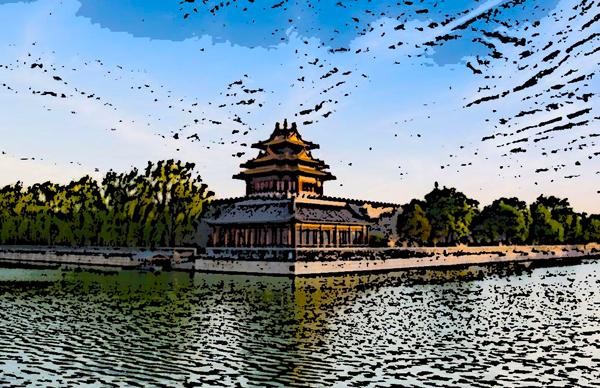 【暑假7-8月】C1线 京非昔比 北京世园会五天双飞亲子惠享之旅(纯玩)