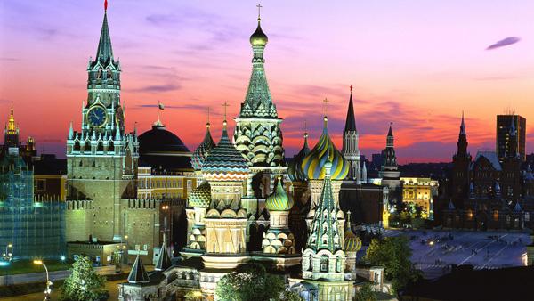 【12-3月含春节】俄罗斯双首都+摩尔曼斯克8天梦幻之旅(艾菲航空 深圳往返)