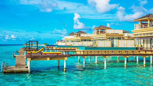 【7-8月暑假】马尔代夫蜜月之旅6天4晚广州往返