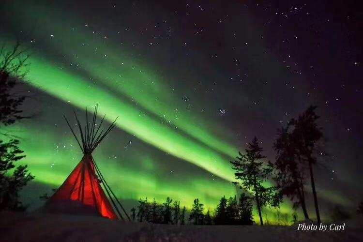 【2020.1.26出发】躺在床上看极光 美国阿拉斯加、星球小屋追逐极光、蓝冰冰川、帕纳酒庄品酒10天经典之旅