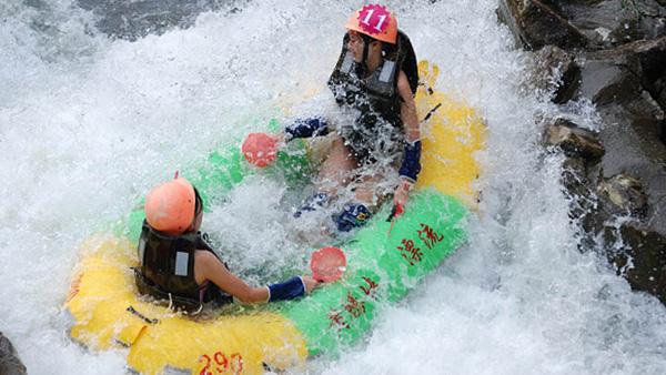 【9月】G81线【清远】黄腾峡勇士漂流 纯玩品质1日游