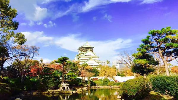 【9-10月含国庆】秋枫北海道双温泉尊享五日之旅