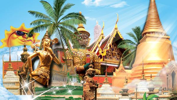 【4月】泰国沙美岛•绿光森林米其林•五星华美达/瑞士六天无自费团 深圳或香港往返