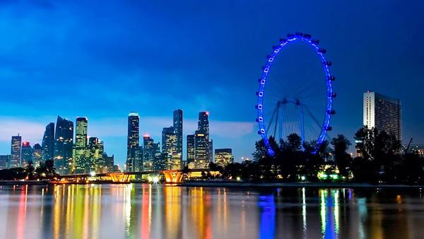 【新加坡四星純玩】環球影城?河川生態園?新加坡科學館?國立大學?濱海灣花園純玩五天團