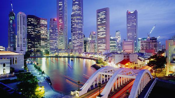 【新加坡五星純玩·星耀樟宜】康萊德港麗酒店?環球影城?河川生態園?新加坡科學館?國立大學?濱海灣花園純玩五天團