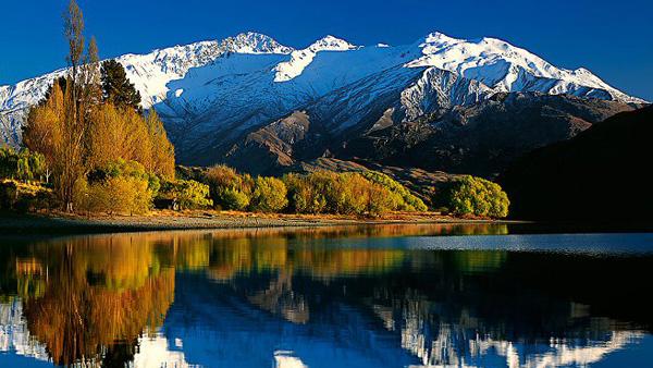 【5-6月】新西兰南北岛峡湾冰川全景深度14天穿越之旅